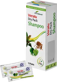 Veralu natural anti-dandruff shampoo
